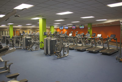 Ho-Chunk House of Wellness Fitness Center